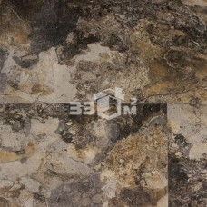 Плитка ПВХ KLB (ПЛИТКА) 8559-3 Мрамор коричневый