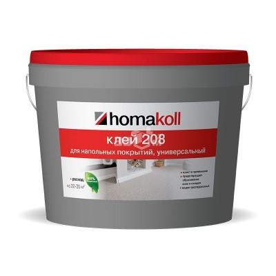 Клеи Homakoll 208 Водно-дисперсионный. Морозостойкий 1,3 кг