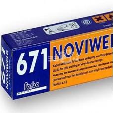 Клей для холодной сварки Forbo Noviweld 671, 42гр