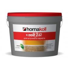 Водно-дисперсионный клеи Homakoll 212 * Морозостойкий 4 кг