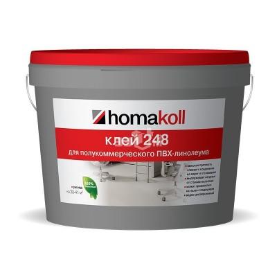 Клеи Homakoll 248 Водно-дисперсионный Морозостойкий 4 кг