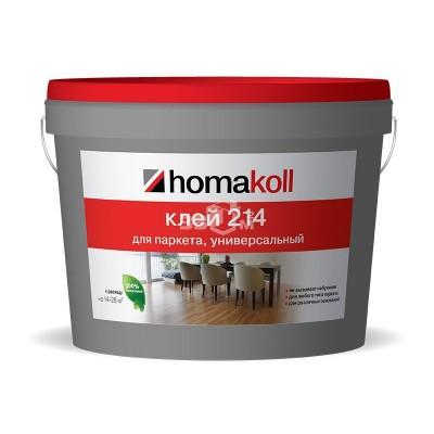 Водно-дисперсионный клеи Homakoll 214 Неморозостойкий 14 кг