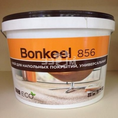 Клеи Bonkeel универсальный *, 856 , 14 кг, 340-360 г/м1 упаковка 1,3кг