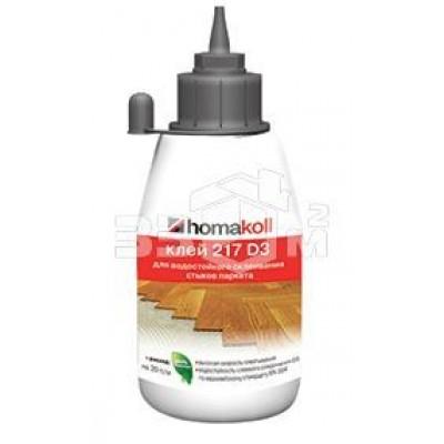 Водно-дисперсионный клеи Homakoll 217/D3 * неморозостойкий 0,25 кг