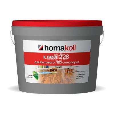 Клеи Homakoll 228 Водно-дисперсионный. Морозостойкий 1,3 кг