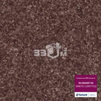 Коммерческий линолеум Tarkett IQ GRANIT SD BROWN 0723 (2 м)