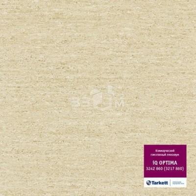 Коммерческий линолеум Tarkett IQ Optima 3242 860 (3217 860) (2 м)