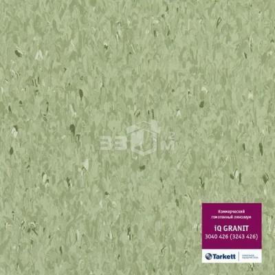 Коммерческий линолеум Tarkett IQ Granit 3040 426 (3243 426) (2 м)