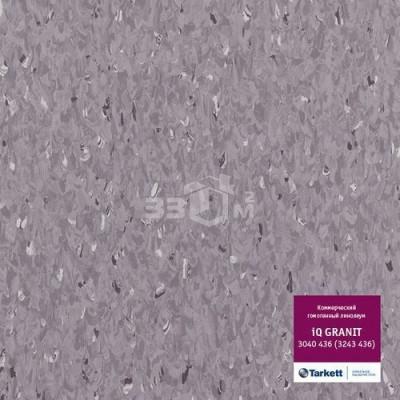 Коммерческий линолеум Tarkett IQ Granit 3040 436 (3243 436) (2 м)