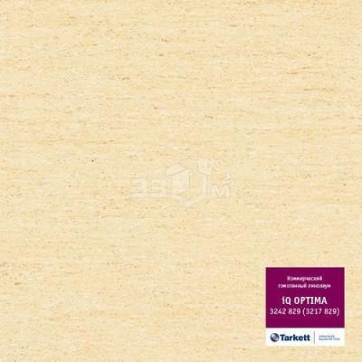 Коммерческий линолеум Tarkett IQ Optima 3242 829 (3217 829) (2 м)