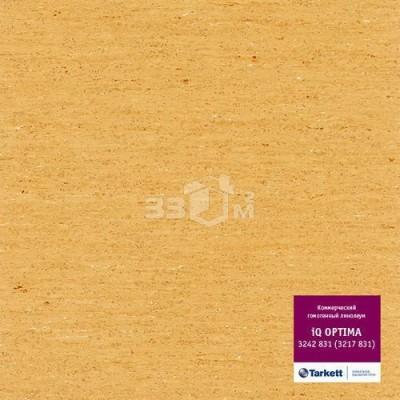 Коммерческий линолеум Tarkett IQ Optima 3242 831 (3217 831) (2 м)