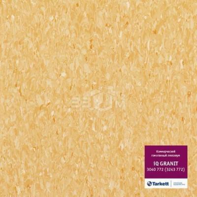 Коммерческий линолеум Tarkett IQ Granit 3040 772 (3243 772) (2 м)