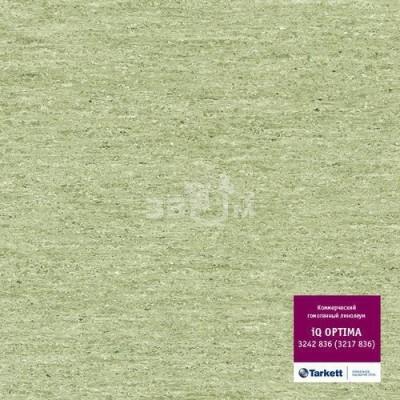 Коммерческий линолеум Tarkett IQ Optima 3242 836 (3217 836) (2 м)