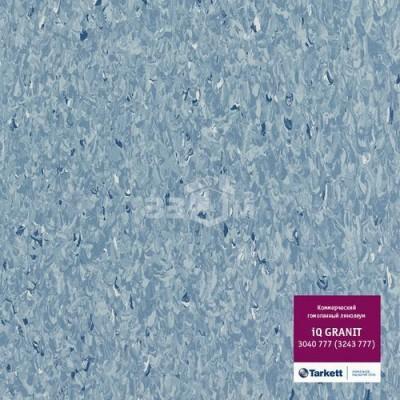 Коммерческий линолеум Tarkett IQ Granit 3040 777 (3243 777) (2 м)
