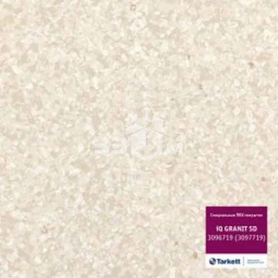 Коммерческий линолеум Tarkett IQ GRANIT SD WHITE 0719 (2 м)