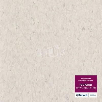 Коммерческий линолеум Tarkett IQ Granit 3040 422 (3243 422) (2 м)