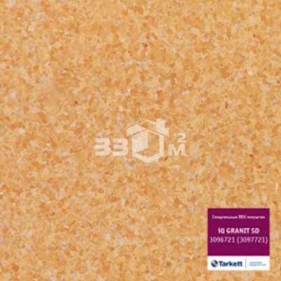 Коммерческий линолеум Tarkett IQ GRANIT SD BROWN YELLOW 0721 (2 м)