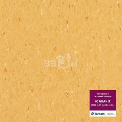 Коммерческий линолеум Tarkett IQ Granit 3040 423 (3243 423) (2 м)