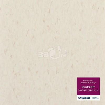Коммерческий линолеум Tarkett IQ Granit 3040 433 (3243 433) (2 м)
