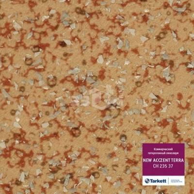 Коммерческий линолеум Tarkett New Acczent Terra CH 235 37 (2 м)