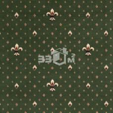 Ковровое покрытие Balta Wellington 4957 зеленый 0040