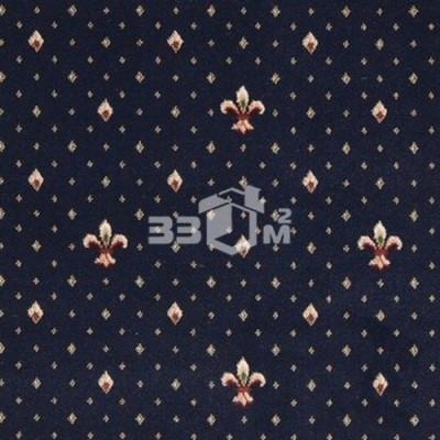 Ковровое покрытие Balta Wellington 4957 синий 0030