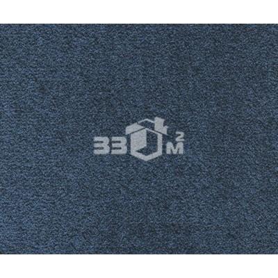 Ковровое покрытие ITC Vensent синий 77