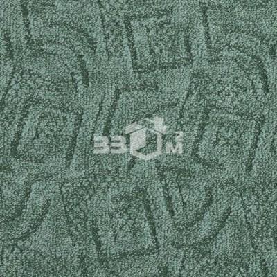 Ковровое покрытие ITC Shape зеленый 25