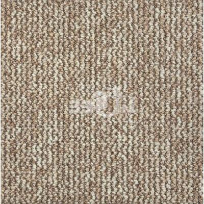 Ковролин Sintelon Montana коричнево белый 80040