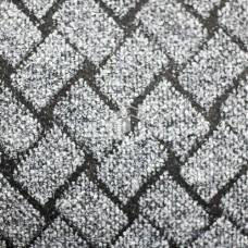 Ковровое покрытие Vebe Rhombus серый 70