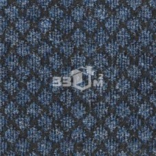 Ковровое покрытие Vebe Rhombus синий 36