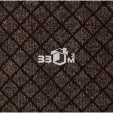 Ковровое покрытие Vebe Rhombus светло-коричневый 60