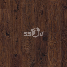 Ламинат Quick-Step, Perspective, UF1496 Доска дуба белого затемненная 9,5мм 32кл