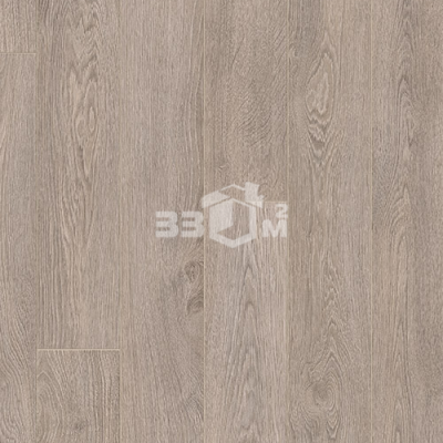 ламинат Quick-Step, Perspective, UF1406 Доска дуба светло-серого старинного 9,5мм 32л