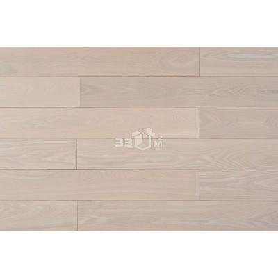 Массивная доска Amber Wood, Белая ночь ясень 120х18х300-1800
