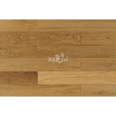 Массивная доска Amber Wood, Натур дуб лак 150х18х300-1800