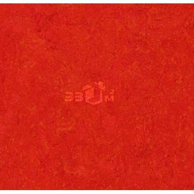 Линолеум Marmoleum Real FORBO, Marmoleum Real 3131 scarlet (2 м)