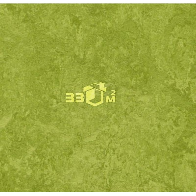 Линолеум Marmoleum Real FORBO, Marmoleum Real 3247 green (2 м)