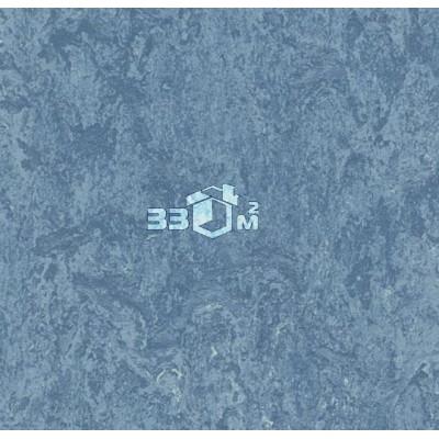 Линолеум Marmoleum Real FORBO, Marmoleum Real 3055 fresco blue (2 м)