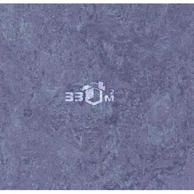 Линолеум Marmoleum Real FORBO, Marmoleum Real 3221 hyacinth (2 м)