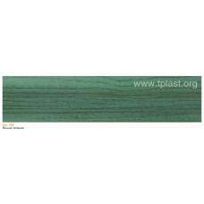 Плинтус пластиковый T-Plast, 069 Зеленый дуб