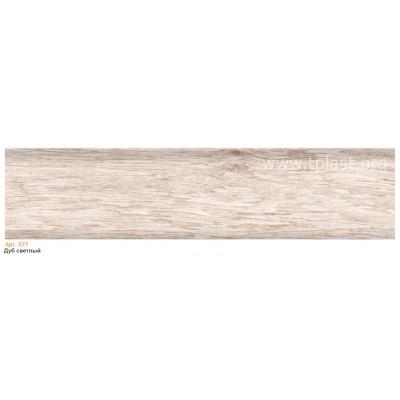 Плинтус пластиковый T-Plast, 077 Дуб северный