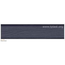 Плинтус пластиковый T-Plast, 035 Синий дуб