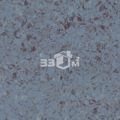 Коммерческий линолеум Tarkett IQ Megalit GRAPHITE BLUE 0623 (2 м)