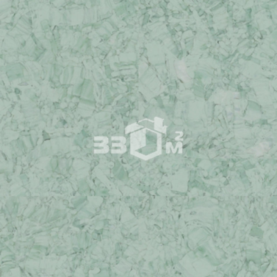 Коммерческий линолеум Tarkett IQ Megalit PASTEL GREEN 0618 (2 м)