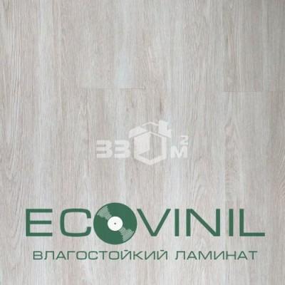 Виниловый ламинат Ecovinil Ecovinil Дуб Снежный 841247