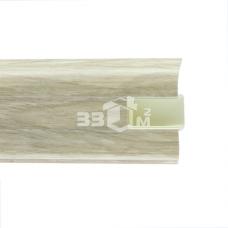 Плинтус пластиковый Winart 801 Дуб рене