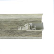 Плинтус пластиковый Winart 809 Дуб эллора