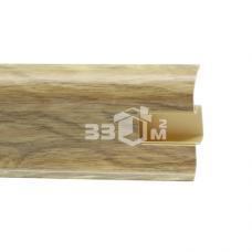 Плинтус пластиковый Winart 811 Дуб орно