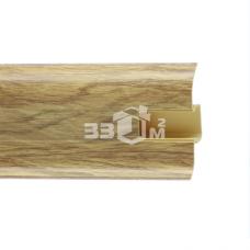 Плинтус пластиковый Winart 817 Дуб обыкновенный